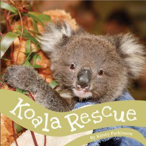 Koala Rescue book