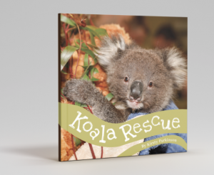 Koala Rescue book by Kirsty Parkinson