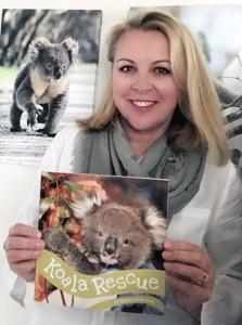 Kirsty Parkinson Author of Koala Rescue